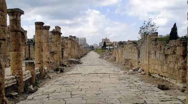 Roma Yolları3
