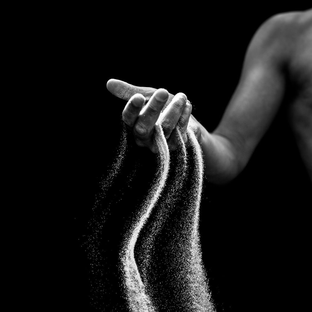Grains de Poussiere ©Benoit Courti