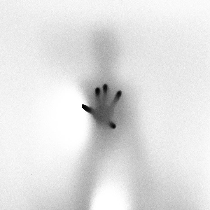 Black & White - Ghost ©Benoit Courti