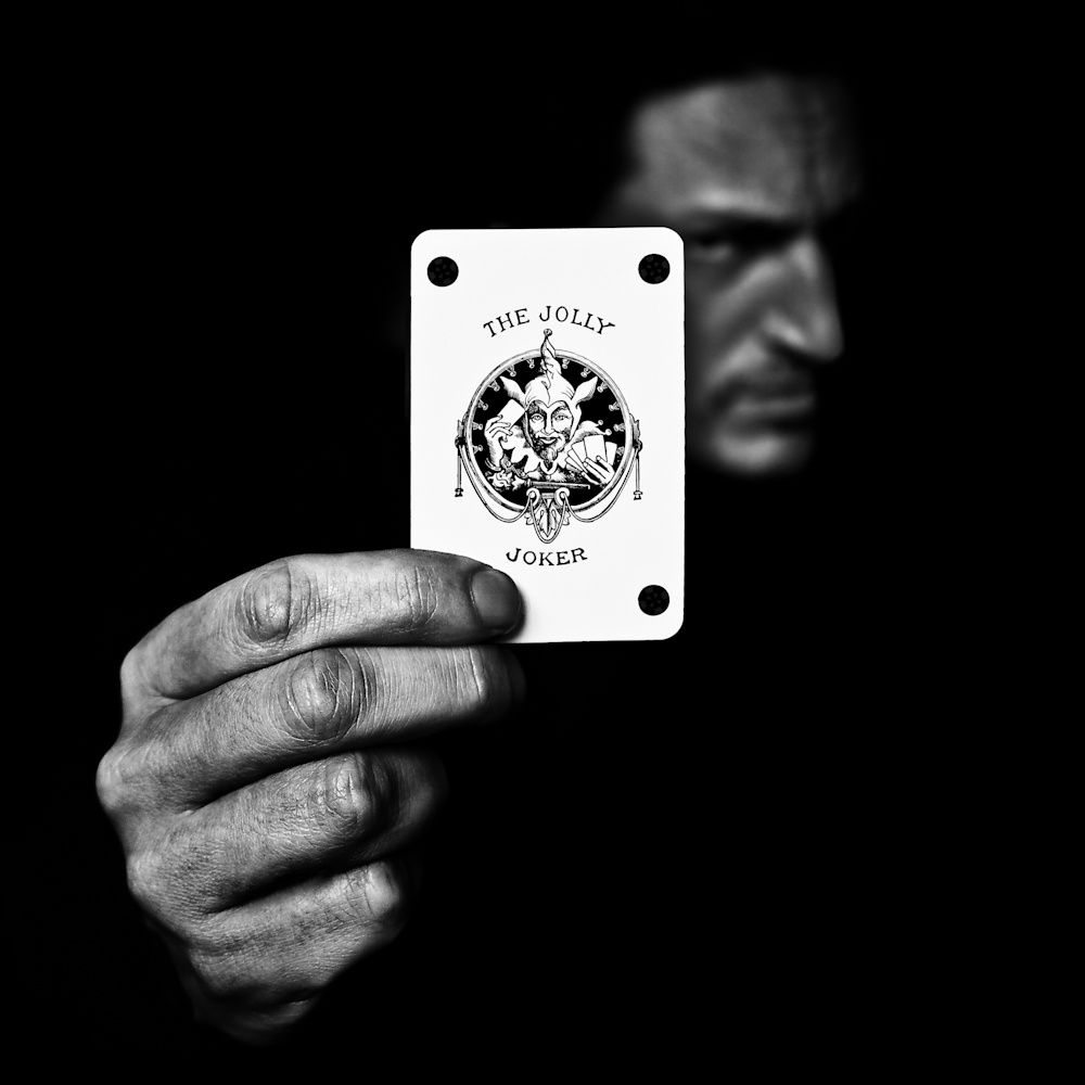 Deep Black - Jolly Joker ©Benoit Courti