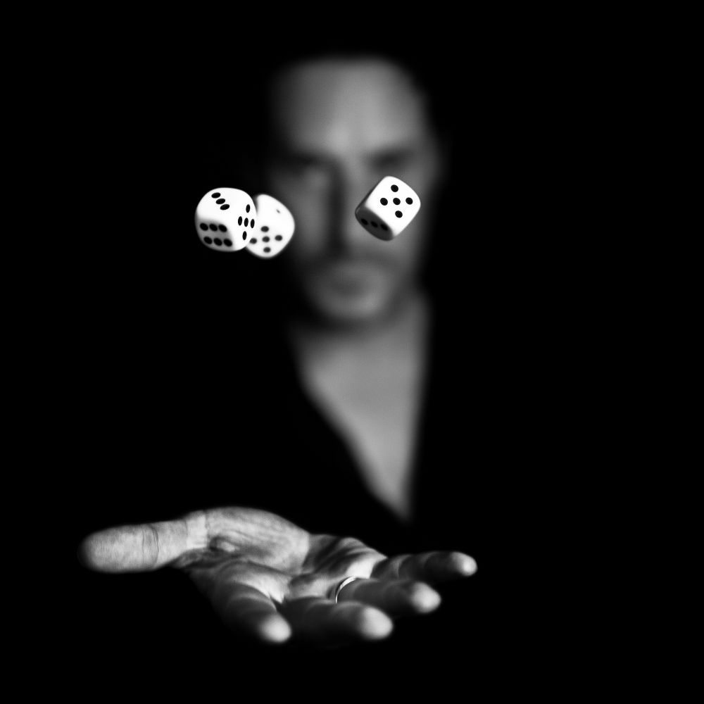 Deep Black - Gambler ©Benoit Courti