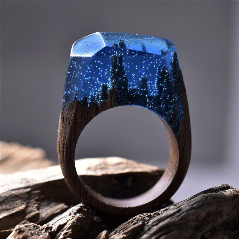 Koyu Buz Mavisi Orman1