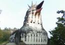 Gareja Ayam: Endonezya'daki Tavuk Tapınağı ve İlginç Öyküsü