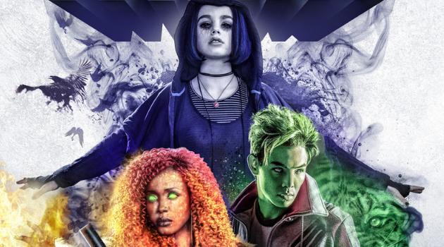 Titans: DC Comics İmzalı Bir Hayal Kırıklığı