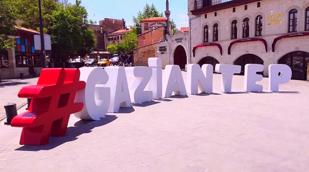 Güzel Şehrimiz Gaziantep'i Gezdik